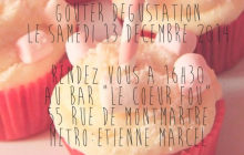 Welcome Home Pastry vous invite à déguster ses cupcakes fantaisie !