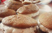Les whoopies au Fluff maison — Dessert de Noël régressif