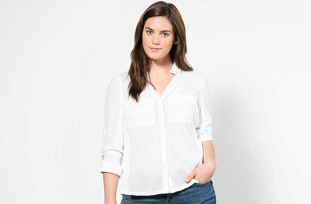 La chemise blanche — Les indispensable du placard #6