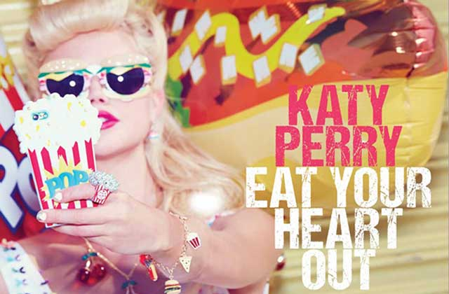 Katy Perry sort chez Claire's une appétissante collection printemps-été 2015