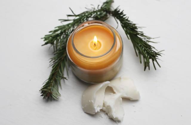 Recycle tes vieilles bougies en fabriquant une bougie aux épices !