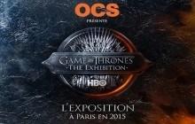 «Game of Thrones, l'exposition » arrive à Paris en 2015 !