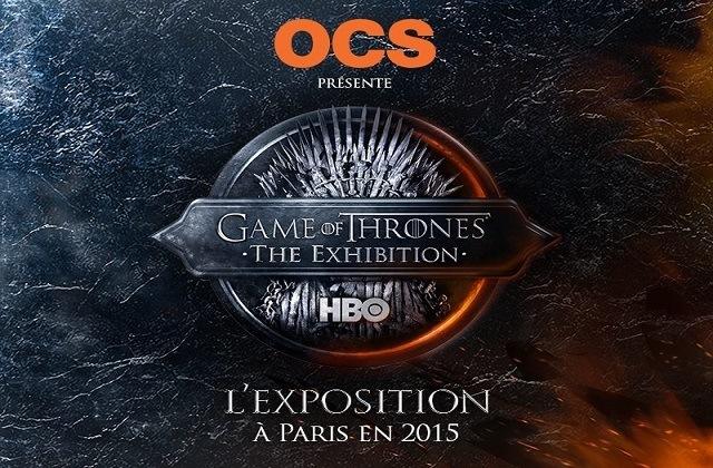 «Game of Thrones, l'exposition » arrive à Paris le…