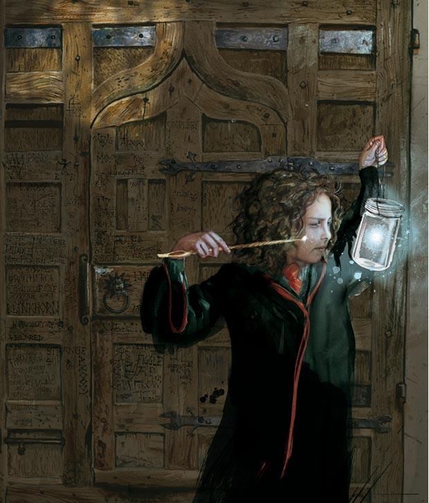 Les Premieres Images D Harry Potter En Version Illustree