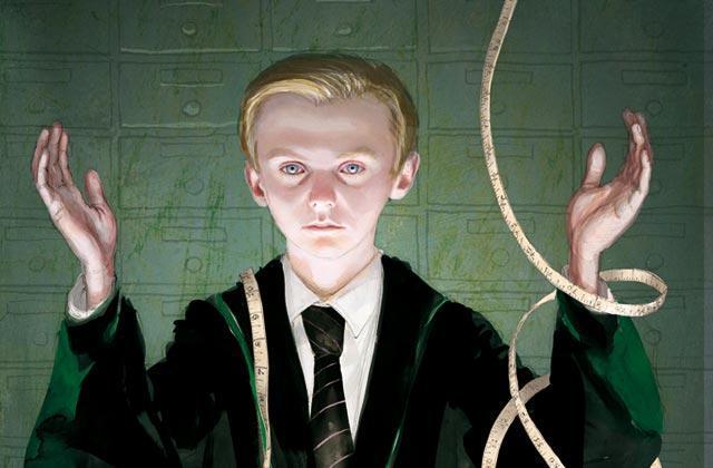 Les premières images d'«Harry Potter» en version illustrée