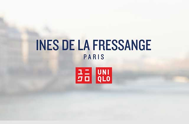 Inès de la Fressange et Uniqlo remettent le couvert avec une collection printemps été 2015