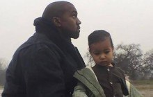 «Only One», le nouveau clip de Kanye West avec sa fille North