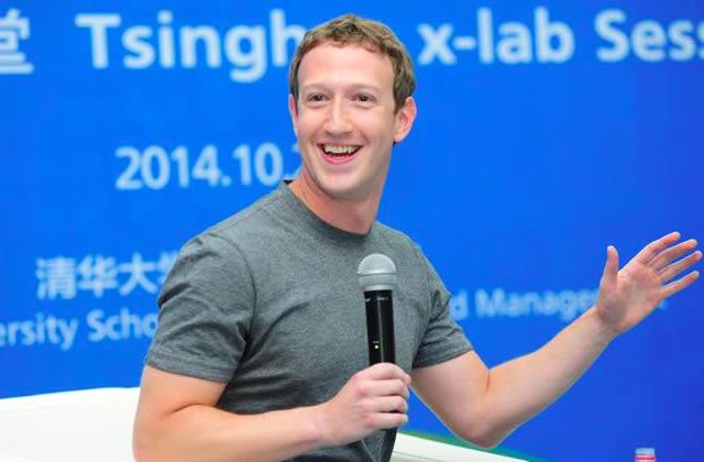 Mark Zuckerberg lance un club de lecture sur Facebook avec « A Year of Books »