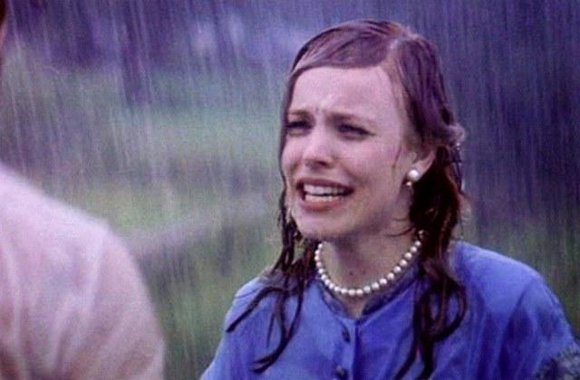 L'odeur de la pluie a été filmée