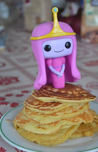 pancakes princess bubblegum