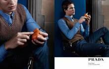 Ethan Hawke, Ansel Elgort, Jack O'Connell et Miles Teller sont les nouvelles égéries de Prada Men