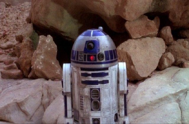 R2-D2, robot sarcastique et surtout incompris
