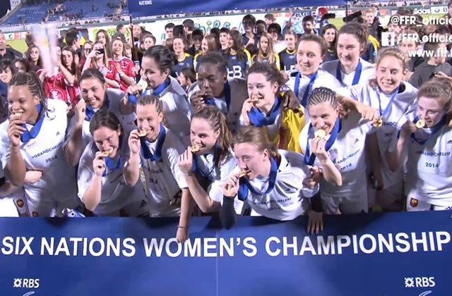 Le rugby féminin débarque sur Canal+ (et gratuitement à Lille) le 24 janvier !