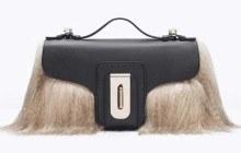 Le sac à poils longs de Zara — WTF Mode