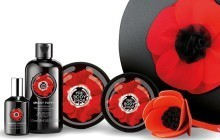 Smoky Poppy, la nouvelle collection de produits au pavot de The Body Shop