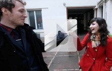 Street Style de couple avec Mélanie et Corentin