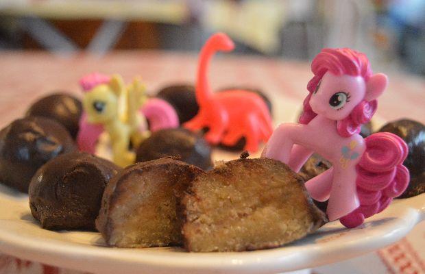 truffes cookie poneys