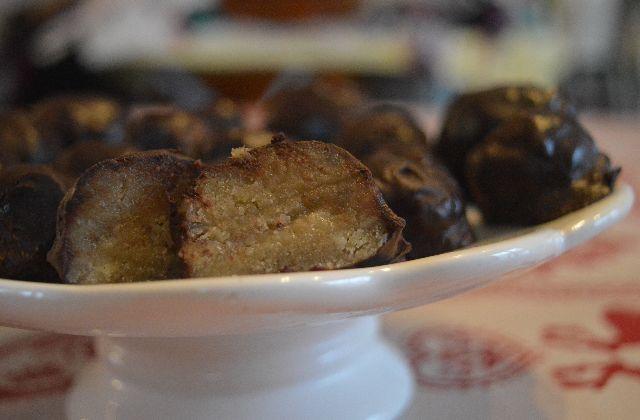 Les truffes de pâte à cookie – la recette vegan !