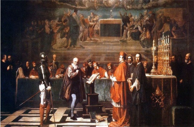 Galilée persécuté par l'Église, un mythe qui a la peau dure