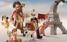 « Wallace et Gromit » et « Chicken Run » s'exposent à Paris !