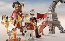 «Wallace et Gromit» et «Chicken Run » s'exposent à Paris !