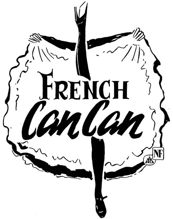 French Can Can 12