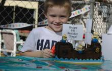 L'anniversaire raté d'un enfant de 6 ans se transforme en événement viral