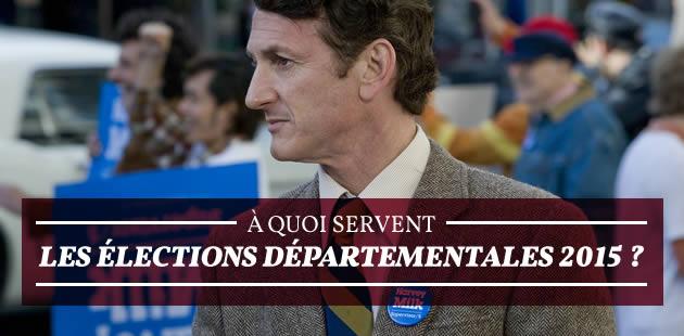 À quoi servent les élections départementales 2015 ?