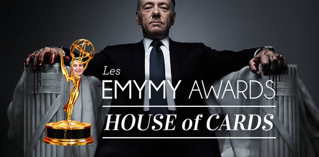 House of Cards – Les Emymy Awards (Chronique Série)