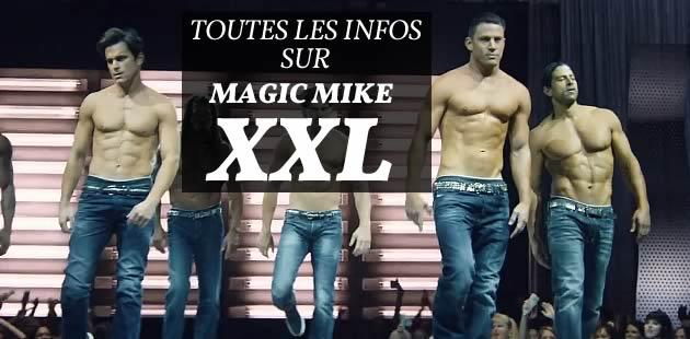 Magic Mike XXL a son premier trailer !
