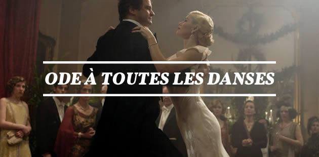 Ode à toutes les danses