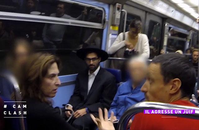 Cam Clash épisode 3 se penche sur l'antisémitisme