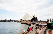 De Sydney aux Blue Mountains — Carte postale d'Australie