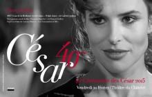 Le palmarès des César 2015