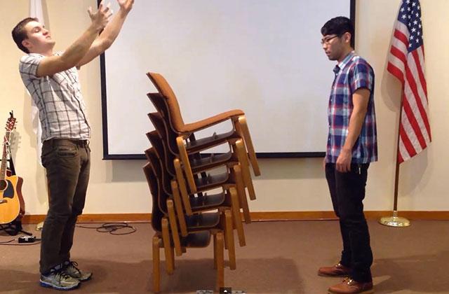 «Chairbending», un court-métrage inspiré d'«Avatar : le dernier maître de l'air»