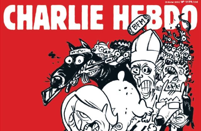 Charlie Hebdo, «C'est reparti !»