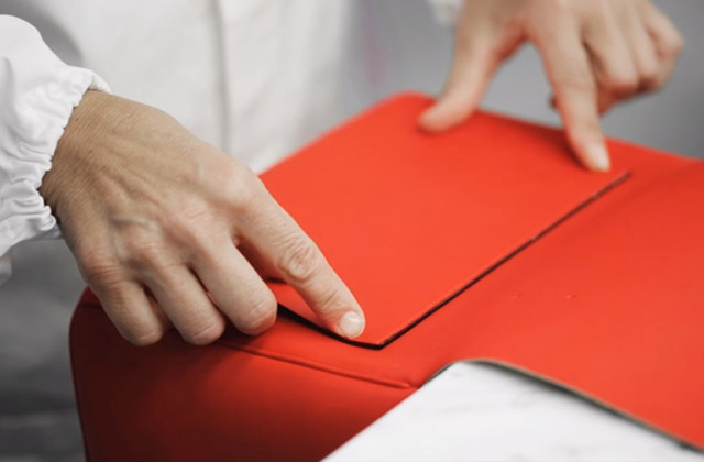 La confection d'un sac à main Dior décortiquée en vidéo