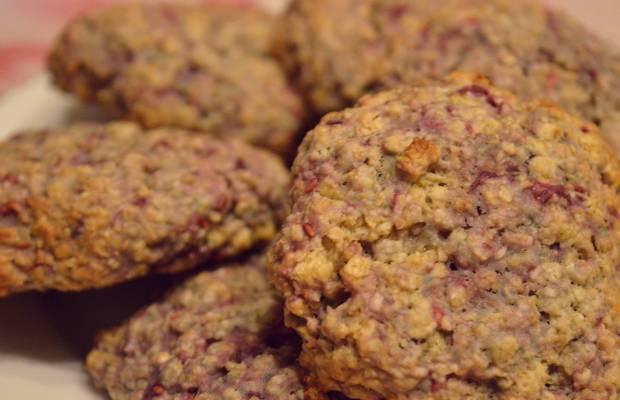 cookies avoine framboises 2