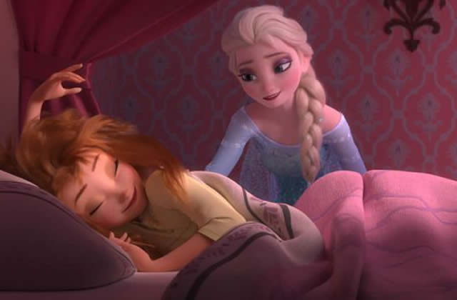 Le court-métrage «La Reine des Neiges» a son premier trailer !