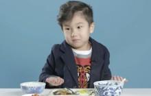 Des enfants américains goûtent des petits-déjeuners du monde entier