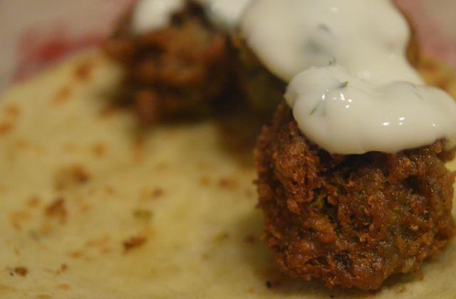 Les falafels, savoureuses croquettes de pois chiches — Recette parfumée