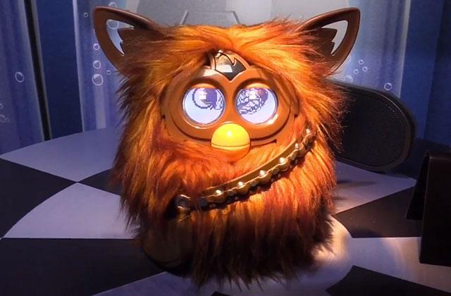 Le Furby Chewbacca, votre nouvel ami pour la vie