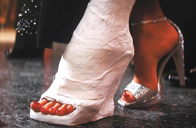 Histoire de la mode — Les chaussures à talons