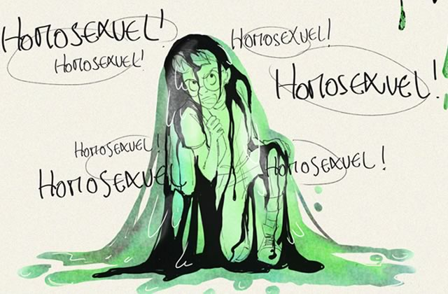 L'homophobie et le harcèlement scolaire vus par Mr.Q