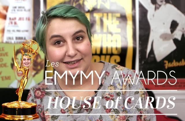 House of Cards – Les Emymy Awards (Chronique Série)