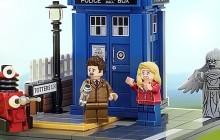 Les LEGO Doctor Who arrivent en décembre 2015, et se dévoilent en images