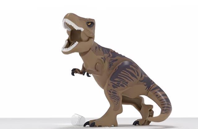 « LEGO Jurassic World », le jeu vidéo a son trailer officiel !