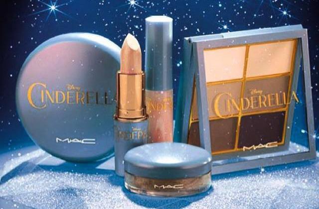 MAC dévoile une collection de maquillage pour la sortie de Cendrillon