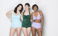 ModCloth choisit des mannequins de toutes les tailles pour présenter ses maillots de bain