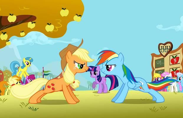 my little pony compétition